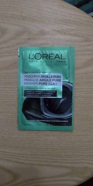 Pack 5 máscaras L'Oréal