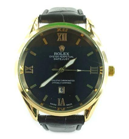 Новинка2020! Мужские часы Rolex Китай (Черные)