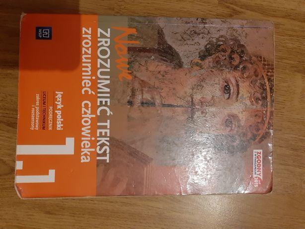 Sprzedam książkę do polskiego nowe zrozumieć tekst zrozumieć człowieka