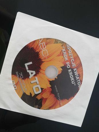 DVD Komplet - Sekrety florystyki ślubnej cz.1-2-3 /
