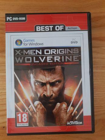 Gra PC X-Men Origins Wolverine (Uncaged Edition)