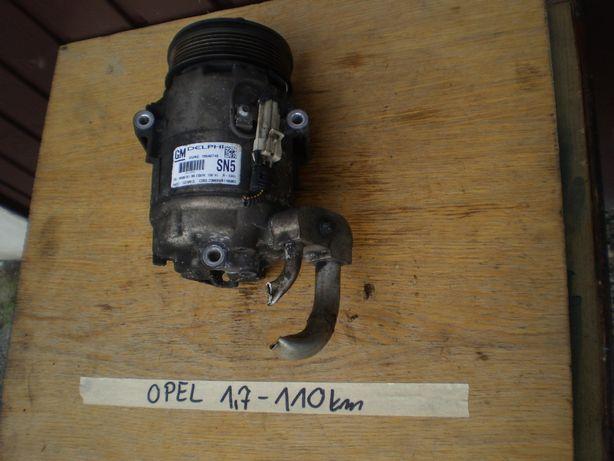 Sprężarka klimatyzacji Opel 1.7 cdti 110KM SN5