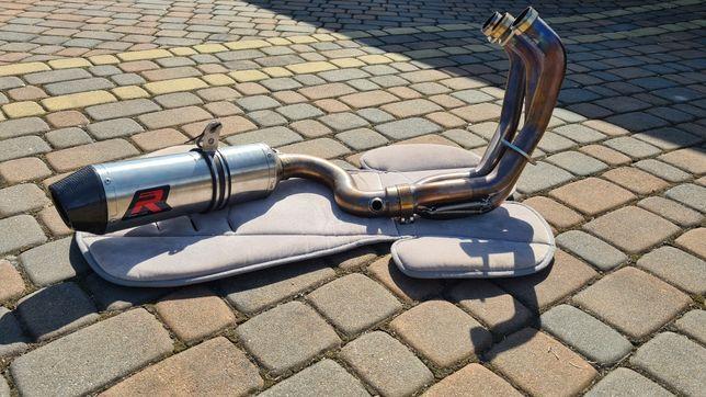 Tłumnik  wydech DOMINATOR HP3 + kolektor MT-09 Tracer