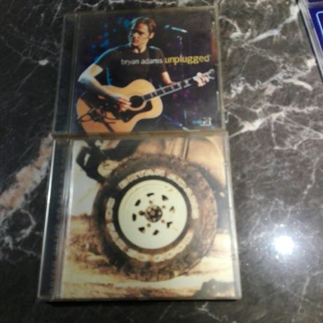 Bryan Adams dwa cd