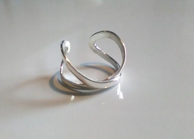 pierścionek srebro 925 nieskończoność
