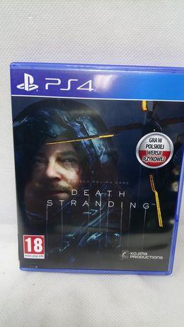 death stranding PS4 JAK NOWA