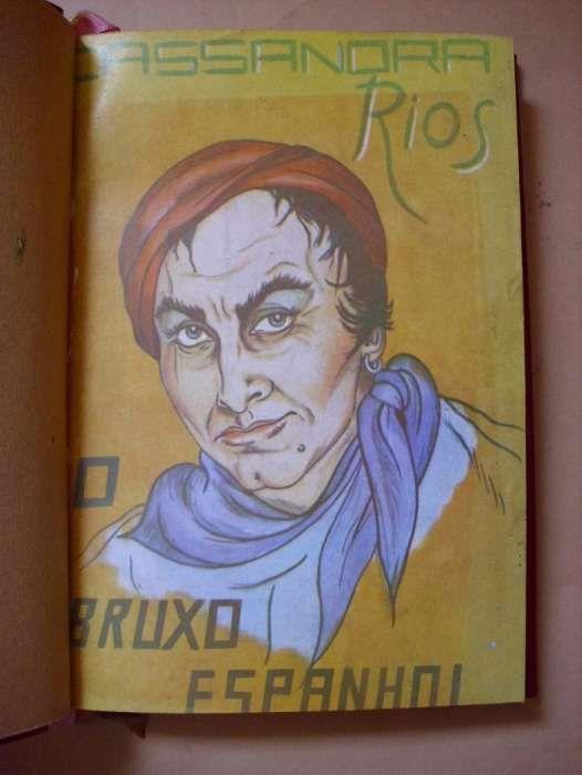Raridade - O Bruxo Espanhol de Cassandra Rios