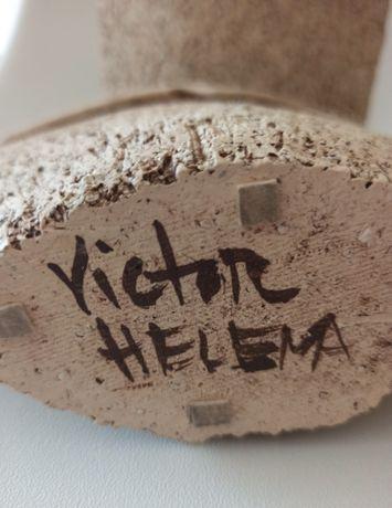 Peças Decorativas de Cerâmica Helena Brito e Victor Mota