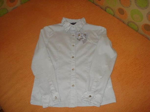 Школьная блузка Artigli Girl (Италия), р.128