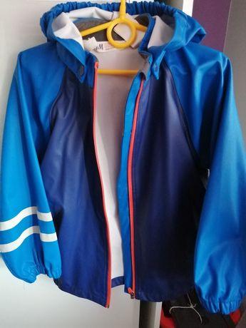 Kurtka płaszcz przeciwdeszczowy H&M 110