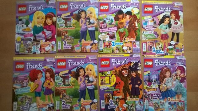 Lego friends, My little Pony