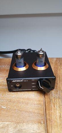 Przedwzmacniacz lampowy gramofonowy