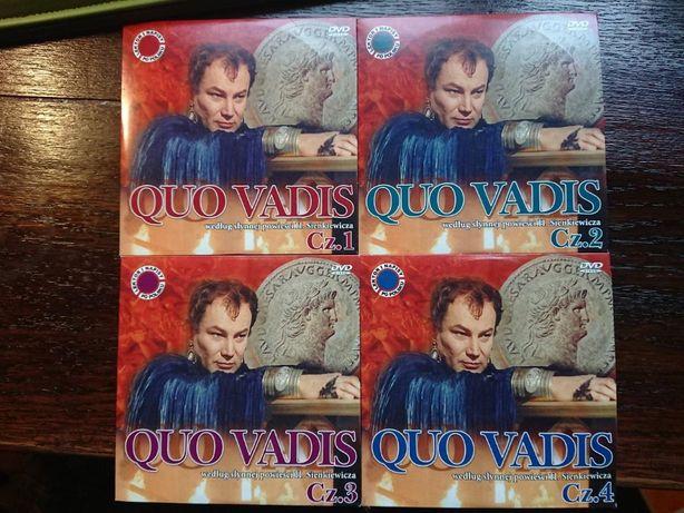 Quo Vadis w czterech częściach