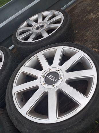 """Felgi 18"""" Audi S line 5x112/5x112 zamiana"""