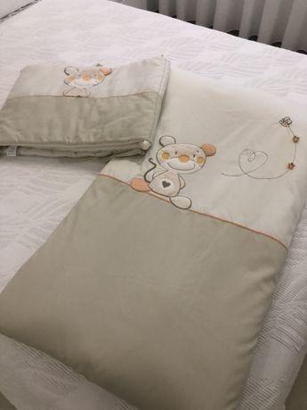 Vendo colcha cama grades