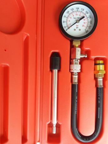 Компрессометр для бензиновых двигателей INTERTOOL-AT 4001