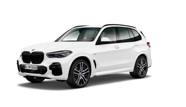 BMW X5 BMW X5 xDrive40i 330KM od ręki Dealer BMW