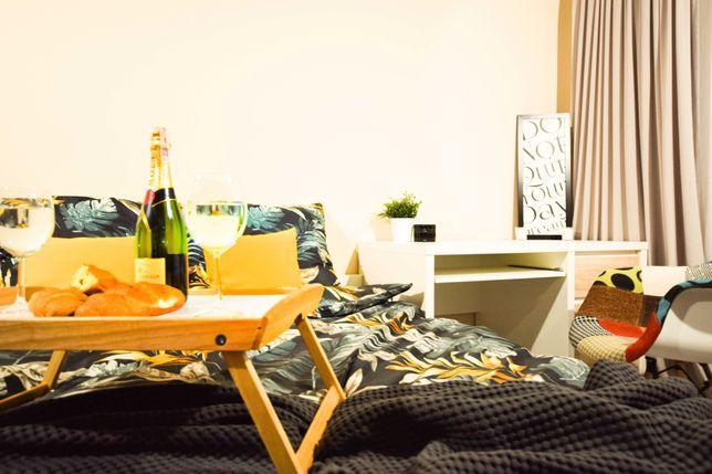 Apartament w sercu miasta, na doby i dłuższe pobyty+miejsce parkingowe