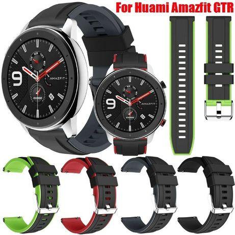 Bracelete Silicone Smartwatch - 22 mm Xiaomi, Samsung, Huawey, Outros