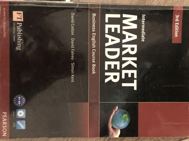 Market leader course book