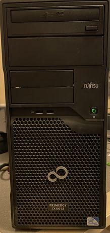 Serwer Fujitsu PRIMERGY TX100 S3P Windows 2012 Fundation