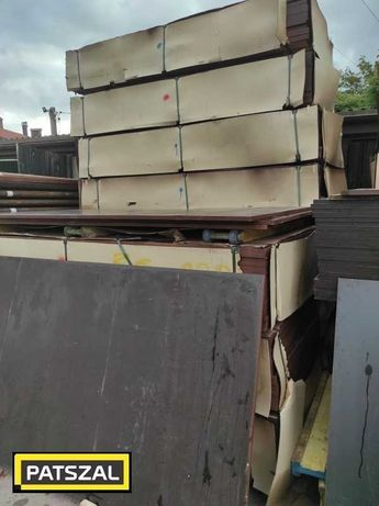 Sklejka szalunkowa brzozowa nowa Rosja 21 mm, 2500 x 1200