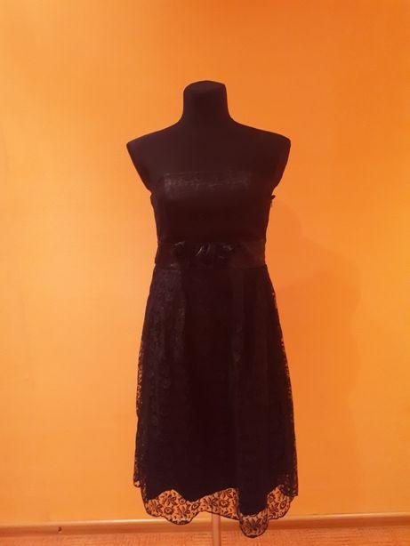 Вечернее платье сшито на заказ