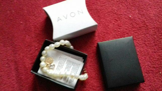 Bransoletka perły --znak zodiaku Lew