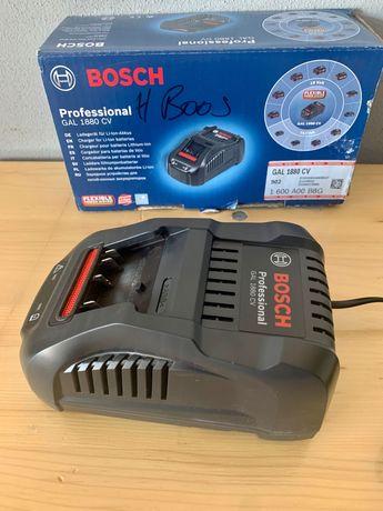 Bosch Professional GAL 1880 CV carregador rápido multivolt NOVO