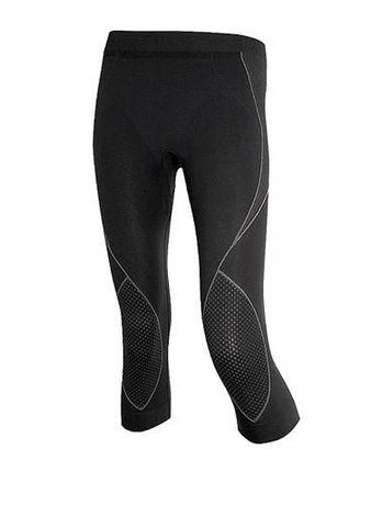 Spodnie THERMO damskie BRUBECK 3/4 bielizna temoaktywna legginsy M