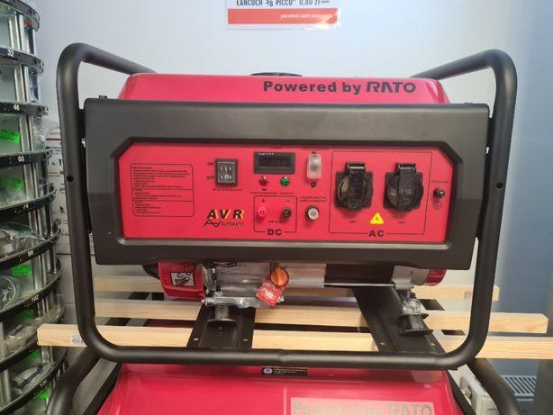Agregat prądotwórczy Cedrus AG3-1F sklep Husqvarna Oleo-Mac raty 0%