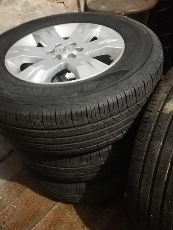 255/65/17 колеса резина