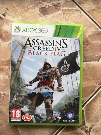 Gra ASSASIN'S Creed IV Black Flag na xbox 360