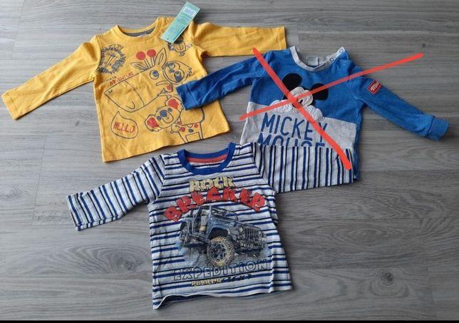 Bluzki niemowlęce, 74. Bdb i nowe