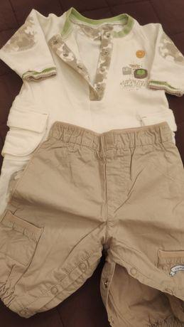 """Костюм и штаны """"esprit"""" для новорожденных"""