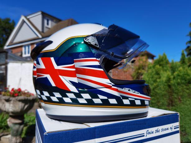 Мотошлем Arai Debut (Arai RX-Q UK) Union Jack