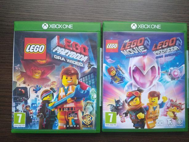 LEGO Przygoda 1 i 2 XBox One wersja PL