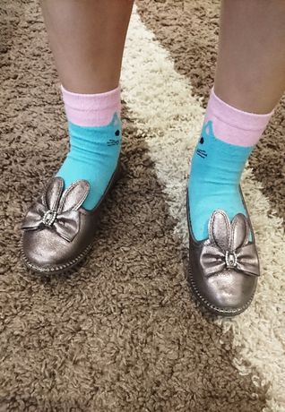 Красивейшие нарядные туфельки 18см по стельке.Идеальное состояние