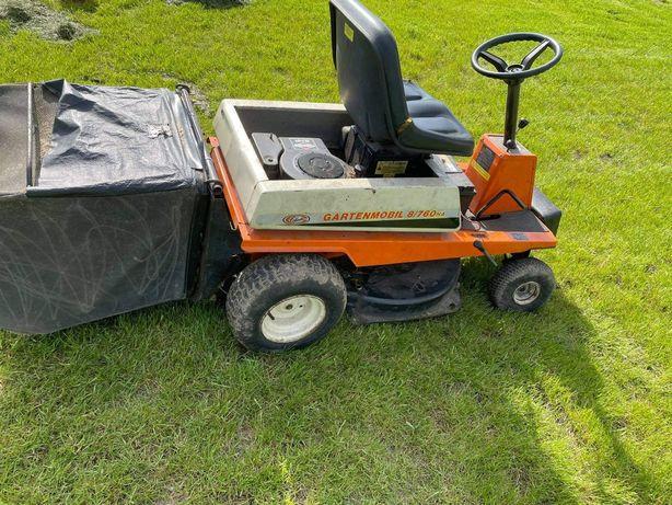 Traktorek kosiarka 8 hp