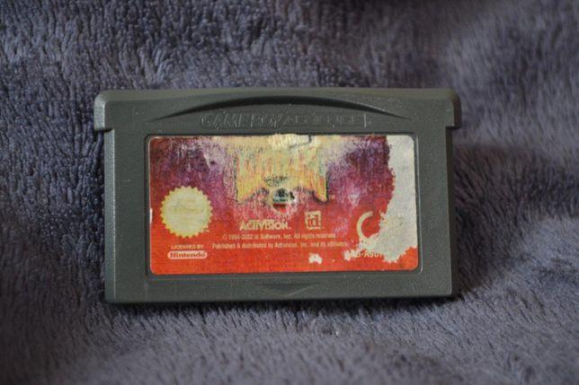 Gra DOOM II 2 oryginalna GameBoy GBA / DS / Lite