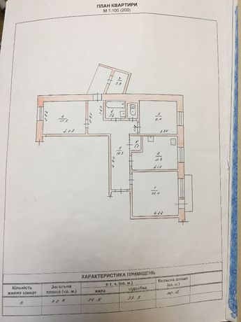 продажа 3-х комнатная квартира с ремонтом,пгт Иршанск 40,4тис.дол торг