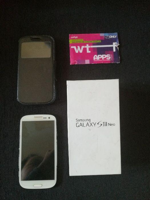 Samsung Galaxy Gran NEO avariado Montijo E Afonsoeiro - imagem 1