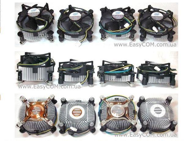 Кулер INTEL Cooler socket LGA s1150 1151 1155 1200 AMD AM2,3+ FM1,2+
