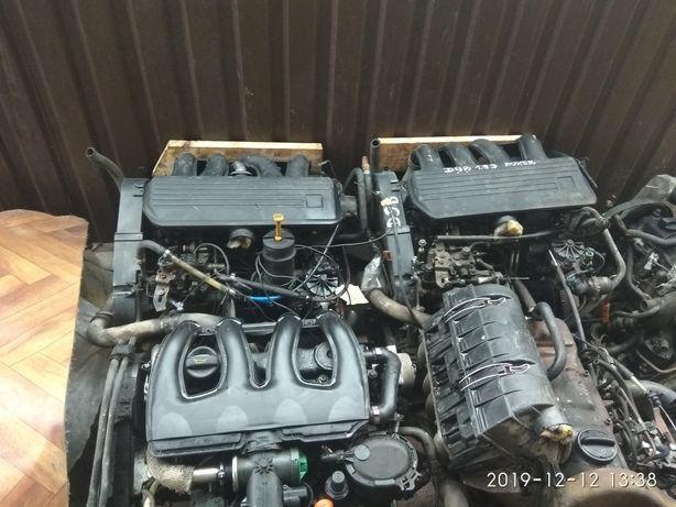 Мотор 1.9 DW 8 Сітроен Берлінго, Пежо партнер, боксер Фіат скудо,