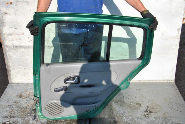 Drzwi lewy tył Renault Clio II