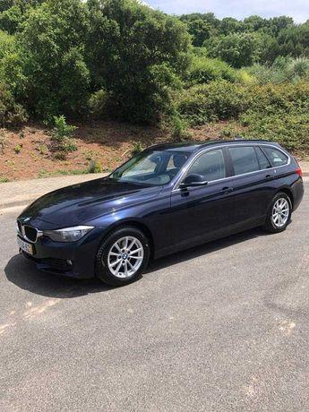BMW 318 d Touring (com extras)