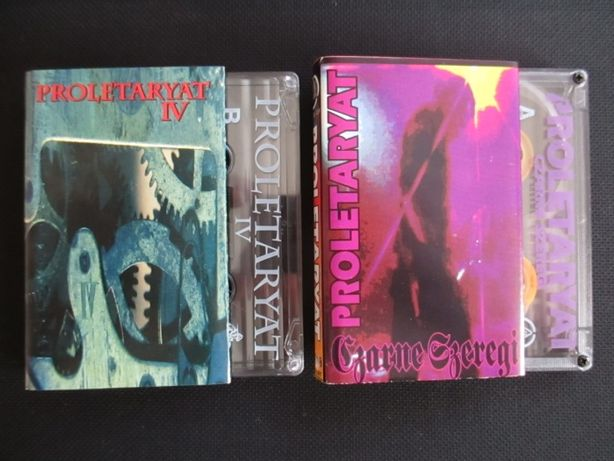 Dwie kasety Proletaryat