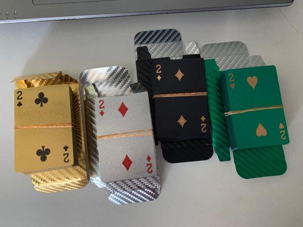 3 baralhos de cartas oficiais do Sporting CP
