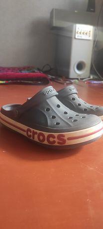 Детские Crocs J2 оригинал 21см в норм состоянии