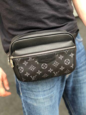 Поясная сумка Louis Vuitton / Бананка Луи Витон Guess, Gucci